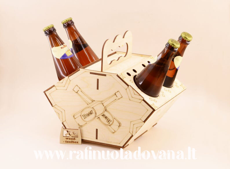 "Dėžė alui ""VARIKLIS"""