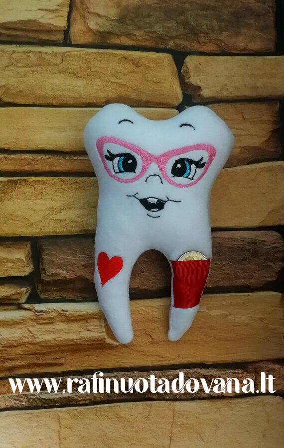 Žaisliukas dantukas