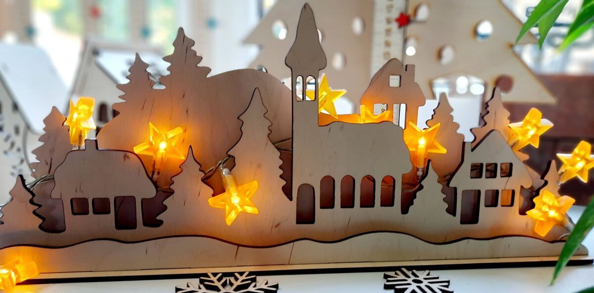 Šv. Kalėdų miestelis