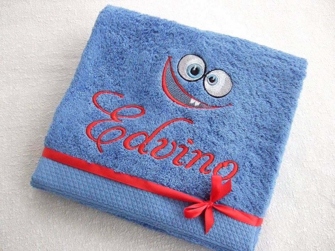 Siuvinėtas rankšluostis (Edvino)
