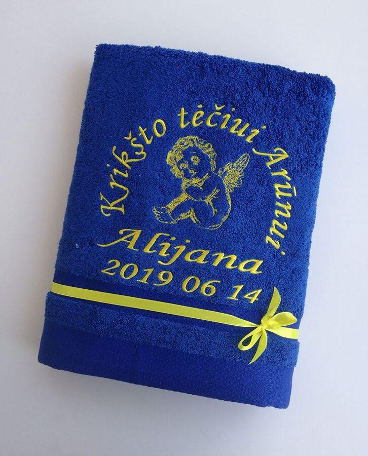 Siuvinėtas rankšluostis (Alijana)