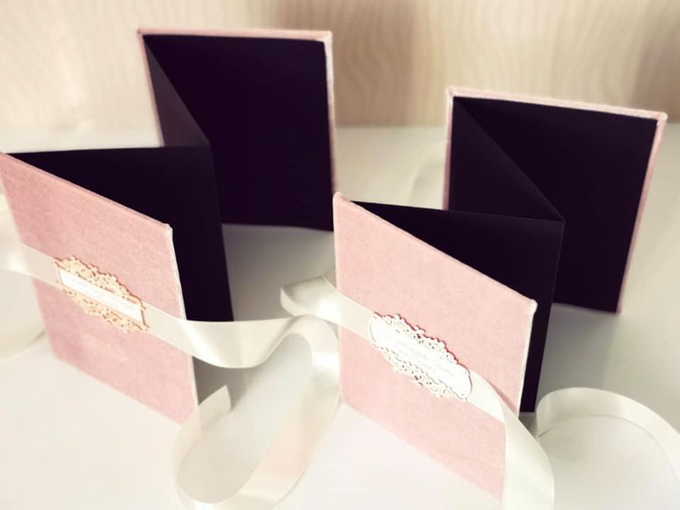 Nuotraukų albumas - armonikėlė (rožinis)
