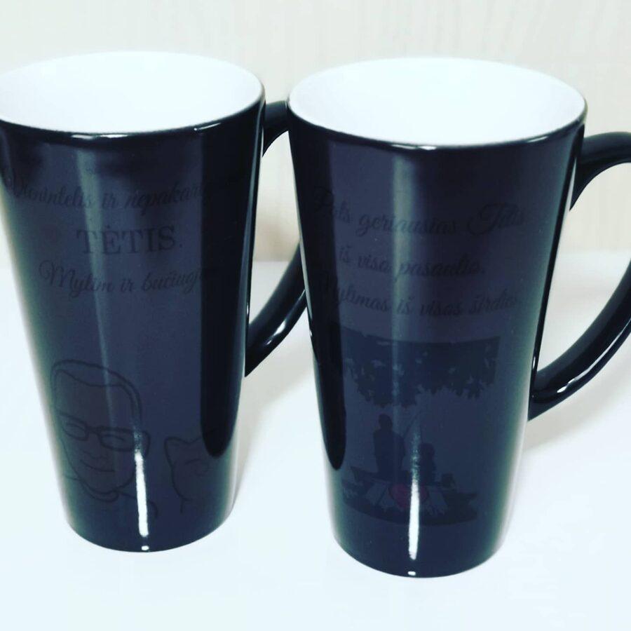 Magiškas Tėvelio puodelis (su Jūsų tekstu)