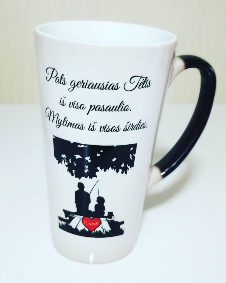Magiškas puodelis SU VAIKO TEKSTU