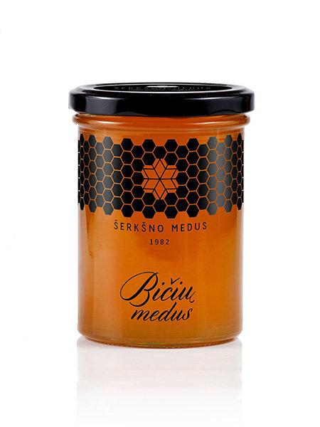 Bičių medus, 500 g