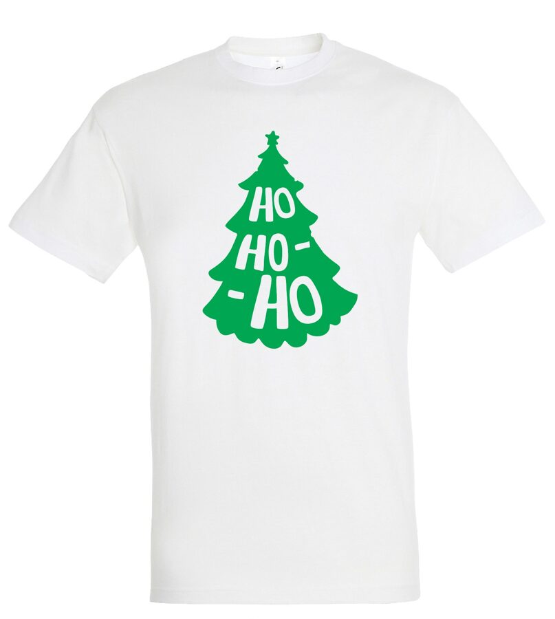 Marškinėliai - Ho Ho Ho (vyriški)