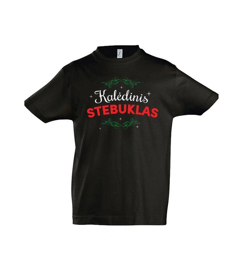 Marškinėliai - Kalėdinis stebuklas (vaikams)