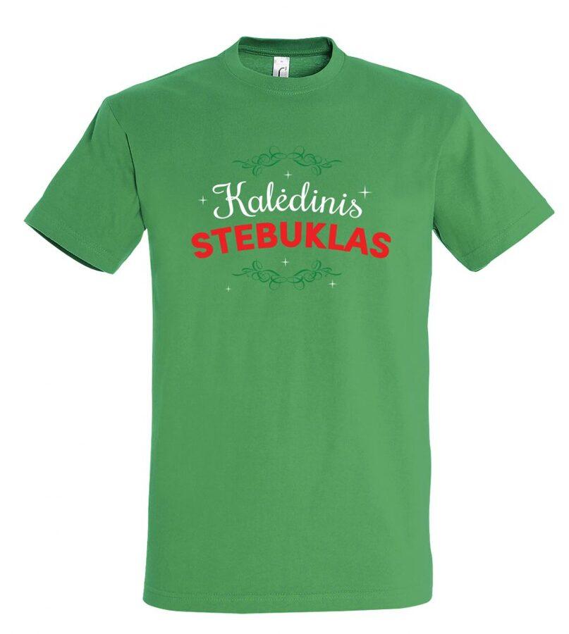 Marškinėliai - Kalėdinis stebuklas (vyriški)