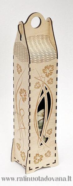 Dėžutė vynui Nr. 1
