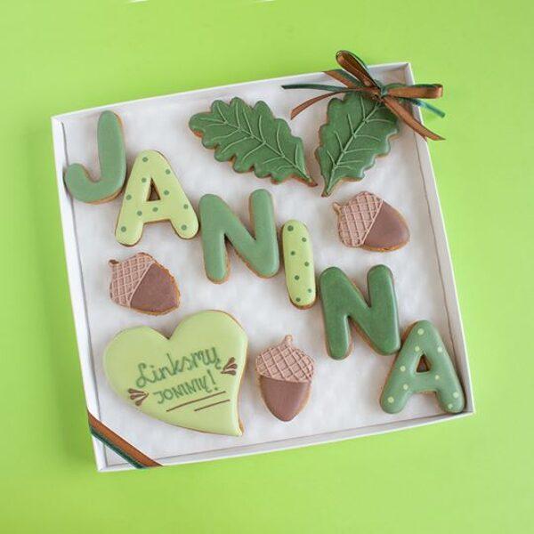 Meduoliai - Janina
