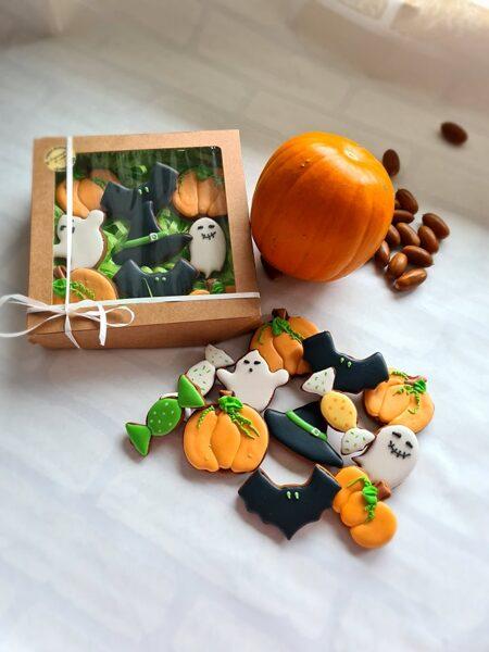 Halloween meduolių rinkinys Nr.1