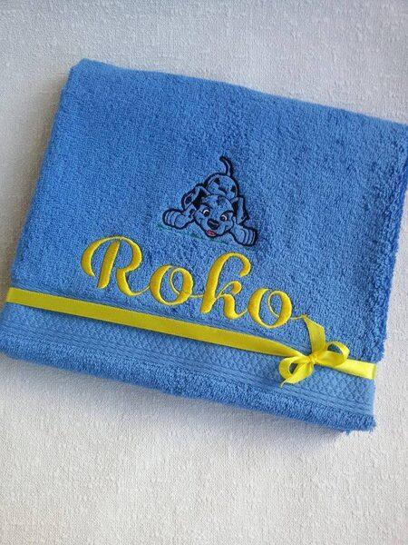 Siuvinėtas rankšluostis (Roko)