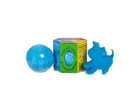 Vonios burbulas su viduje paslėptu žaisliuku