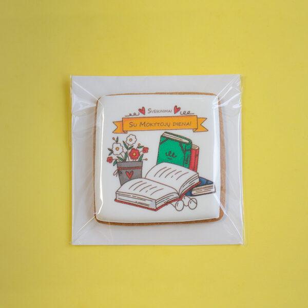 Mokytojų dienos meduoliukas