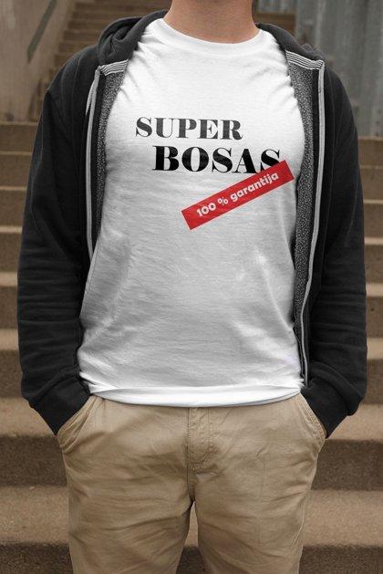 Marškinėliai Super BOSAS