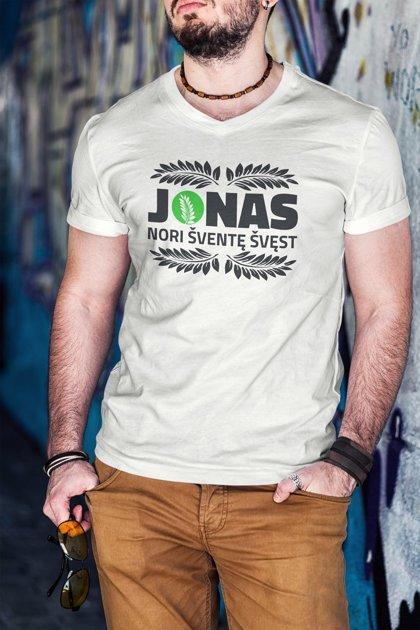 Marškinėliai JONAS