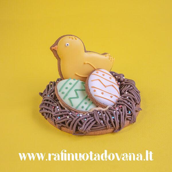 Velykų viščiukas (3D)