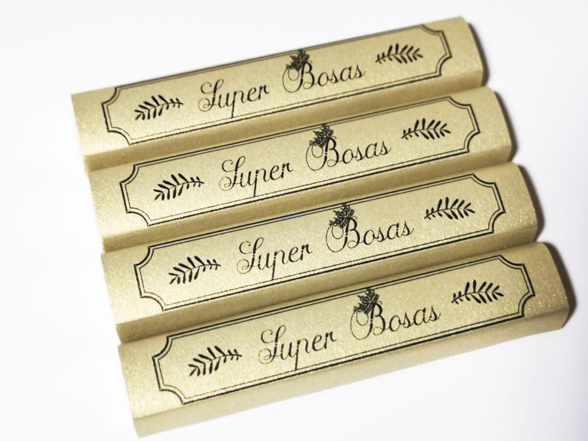 Boso saldainiai (sendintas auksas)
